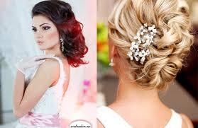 Priame Vlasy Na Svadbu Najlepšie Svadobné účesy Pre Dlhé Vlasy