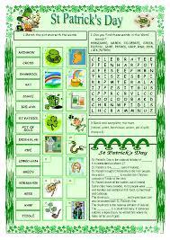 40 FREE Saint Patrick's Day Worksheets