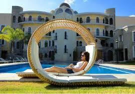 loopita bonita outdoor furniture. Snail-Like Outdoor Seating Loopita Bonita Furniture I