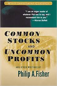 Ben And Arthur Investment Chart Common Stocks And Uncommon Profits And Other Writings