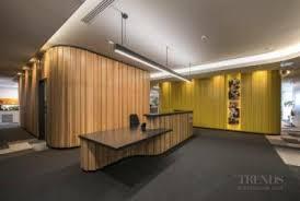 efficient office design. New Christchurch Building A Model Of Efficient Office Design