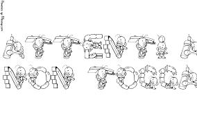 Disegno Per Bambini Attenti Al Cane 47012 Da Stampare E Colorare
