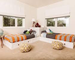Kids' bedroom - transitional kids' bedroom idea ...