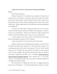 descriptive essay samples descriptive to the dentist s sample answer 2 essay i international trade justin hughes