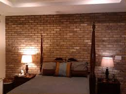 faux brick panels 4x8 paneling stone wall indoor ideas cool to