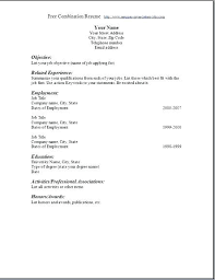 Blank Resume Format Adorable Format For Simple Resume Sample Form Of Resume Sample Of Resume