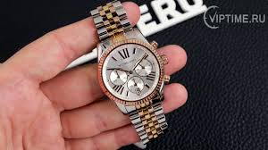 Женские <b>часы Michael Kors MK5735</b> Видео обзор - YouTube
