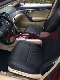 acura tlx 2008 custom. clazzio leather custom seats covers acura tl tlx 2008