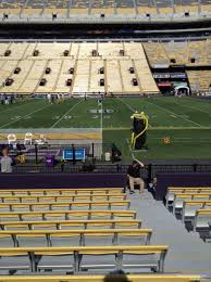 Tiger Stadium Section 102 Rateyourseats Com