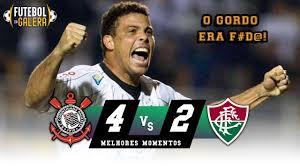Assista os Melhores Momentos de Corinthians 4 x 2 Fluminense – Campeonato  Brasileiro 2009 – Jogos Históricos - Esporte Stats