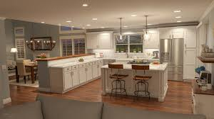 Kitchen Night Lights Kitchen Upgrade Chris Gallop 3d Artist
