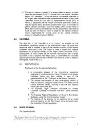 Tender Notice Request For Proposals For The Harmonisation Of A
