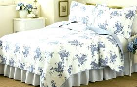 country style bedding french style duvet covers country star quilt bedding new blue fl quilt country