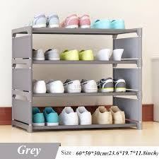 new shoes rack four floors receive shoe ark cm high and wo dormitory bed womens closet create shoe rack