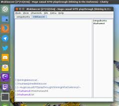 a quick hands on chatty a desktop twitch chat client omg chatty is a java twitch chat app