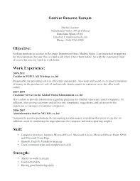 List Of Job Skills For Resume Server Resume Skills List Sample