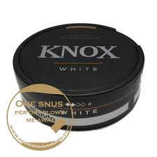 KNOX WHITE PORTION Packing 1 pcs - cans