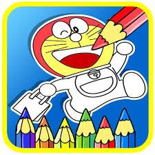 Choose your favorite colors from the palette to paint doraemon. Doraemon Coloring Game Book 1 0 0 0 Apk Download Com Porgame Doraemoncoloringgamebook Apk Free