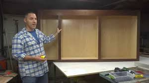 Make Your Own Kitchen Doors How To Build Your Own Kitchen Cabinets Part 4 Youtube