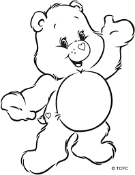 Small Picture care bears coloring pages Archives Best Coloring Page