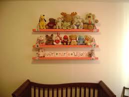 Stuffed Animal Shelves