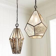 mercury glass pendant lighting. Chevelle Pendants Warm Mercury Glass Pendant Lights 10 Lighting O
