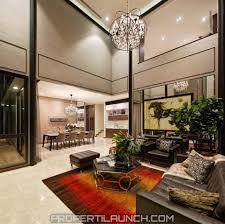 Ruang Tamu Design Connote Design Interior Ruang Tamu Navapark Bsd City