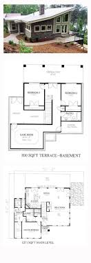 small 3 bedroom house plans new bungalow design with garage