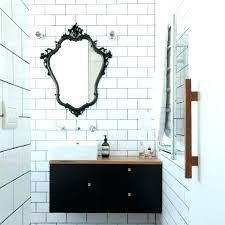 Vintage Bathroom Mirrors Sale Bathroom Round Mirror Silver