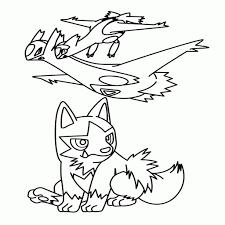141 Dessins De Coloriage Pokemon C3 A0 Imprimer L L