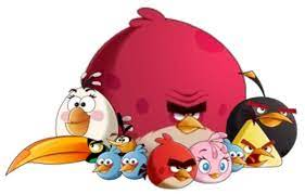 Angry Birds Toons Flock by BabyLambCartoons on DeviantArt