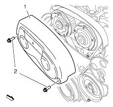 Rb26dett timing belt alignment and tension adjustment array chevrolet sonic repair manual timing belt upper front cover rh csmans