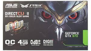 <b>Видеокарта ASUS STRIX</b>-GTX970-DC2OC-4GD5 и обновленное ...