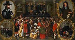 「1649–An Act of Parliament declaring England a Commonwealth」の画像検索結果