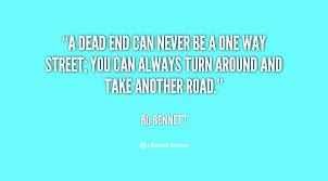 Quotes About DeadEnd 40 Quotes Amazing Quote For The Dead