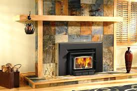 how much do wood fireplace inserts cost stove menards burning for in nc