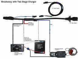 trailer breakaway switch wiring diagram Electric Trailer Breakaway Wiring Diagram