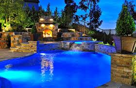 pool patio decorating ideas. Pool Patio Decorating Ideas Concrete Southwestern With Brick Paving House Outdoor