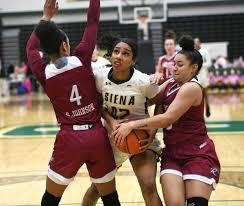 Siena women's basketball schooled by Rider