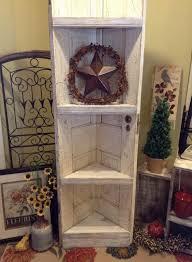 ideas corner cabinet of reclaimed old door corner shelf door corner shelves corner shelf that great