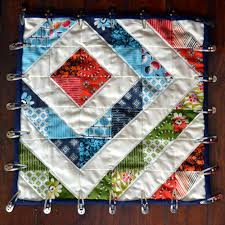 use inexpensive hair clips instead of expensive quilt binding ... & use inexpensive hair clips instead of expensive quilt binding clips. Adamdwight.com