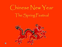 Spring Festival Chinese New Year The Spring Festival Ppt Video Online Download