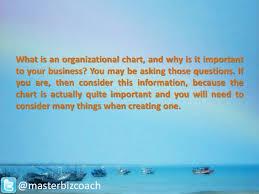 How Important Organizational Chart
