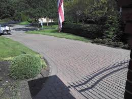 paver driveway cleaning and sealing new albany ohio