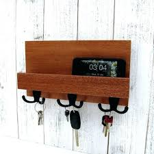 key rack ideas best key hook rack ideas on key rack key mail and key holder