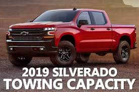 What Is The Towing Capacity Of The 2019 Chevy Silverado? | Muzi ...