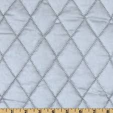 Quilted Fabric By The Yard: Amazon.com & Therma-Flec Heat Resistant Heavy Cotton Batting Silver Fabric By The Yard Adamdwight.com