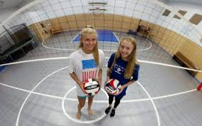 Setting high standards - DL underclassmen training to lead Laker volleyball  | Detroit Lakes Tribune