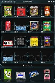Vending Machine Background New Recent Themes Apple IPhone School