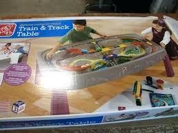 car track table wood